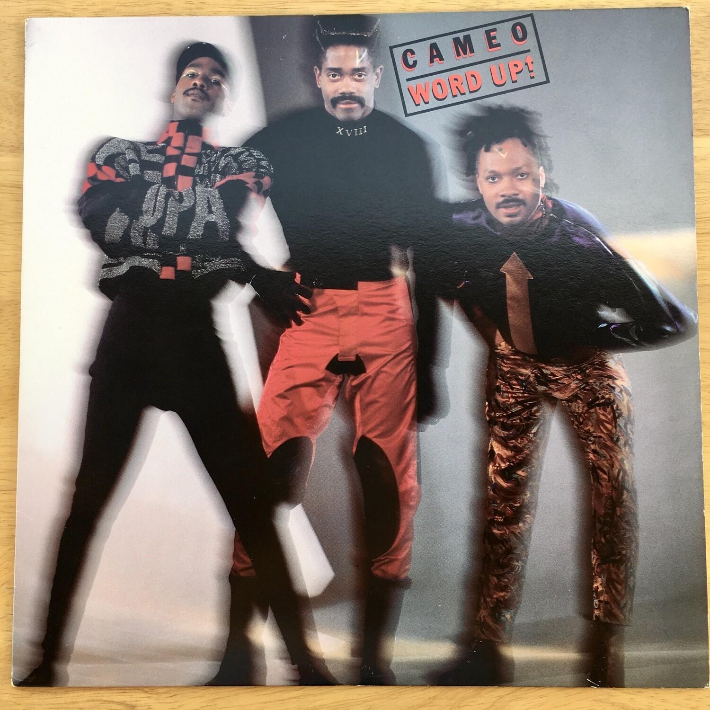 Cameo ~ Word Up! ~ (USED) Vinyl LP ~ Original Pressing
