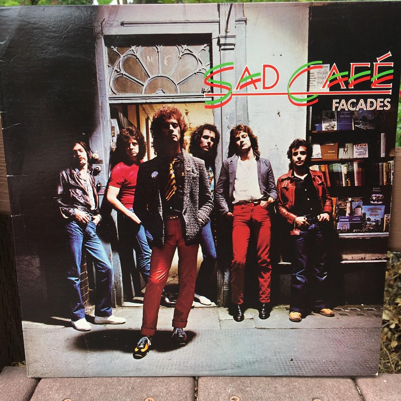 Sad Café ~ Facades ~ (USED) Vinyl LP ~ (VG+)