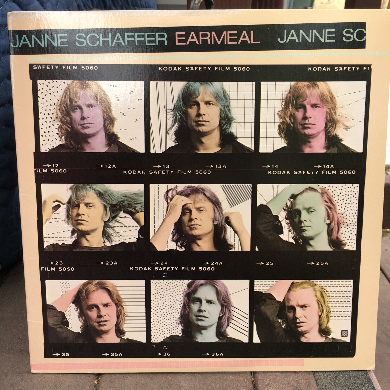 Janne Schaffer (ABBA) ~ Earmeal ~ (USED) Vinyl LP ~ Excellent Shape