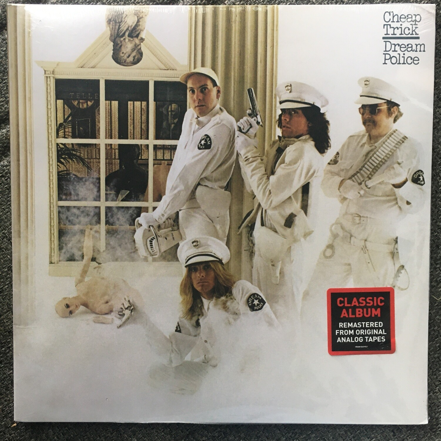 Cheap Trick ~ Dream Police ~ (NEW) Vinyl LP