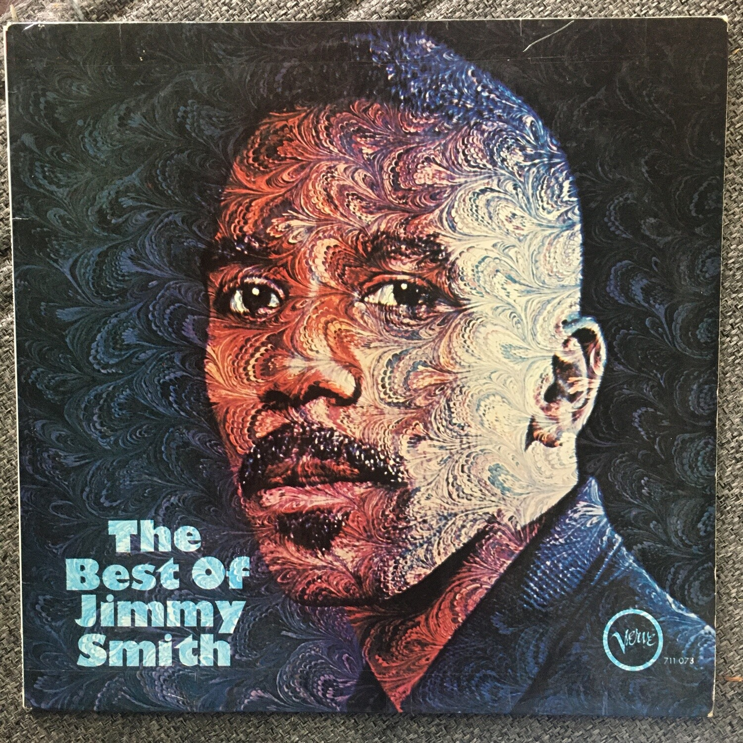 Jimmy Smith ~ The Best Of Jimmy Smith ~ (USED) Vinyl LP ~ (1964) German Import
