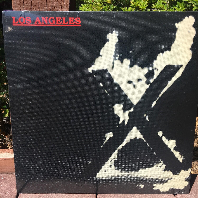 X ~ Los Angeles ~ (NEW) Vinyl LP ~ (2018) Reissue