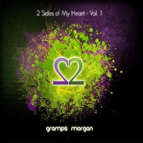 Gramps Morgan - 2 Sides Of My Heart - CD Volume 1 New Sealed