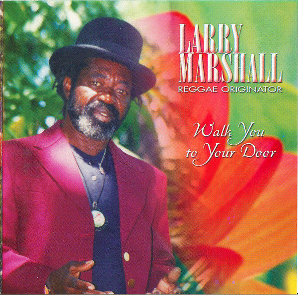 Larry Marshall ‎– Walk You To Your Door - CD (New) Sealed