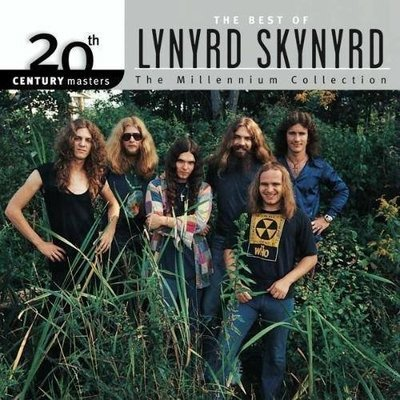 The Best Of Lynyrd Skynyrd: 20th Century Masters (Millennium Collection) CD New Sealed