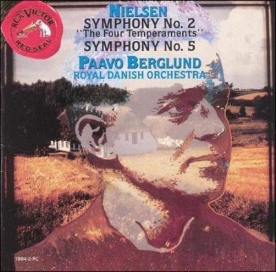Nielsen: Symphonies Nos. 2 & 5 CD (Used) Nearly New BMG (1989)