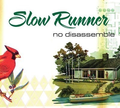 Slow Runner - No Disassemble - CD PROMO NFS-1 Rare