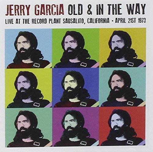 Jerry Garcia - Old & In The Way - CD Near New - Live At The Recored Plant Sausalito April 1973