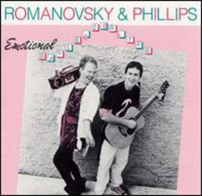 Romanovsky & Phillips - Emotional Rollercoaster CD (Used) Near New