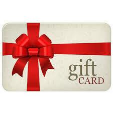 Gift card - Izak Fouche Golf