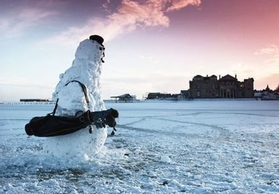 Winter Golf School 50 Hours Plan