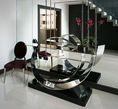 Rotolo Console Table