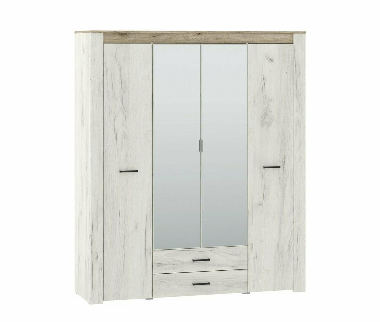 Шкаф 4х-дверный