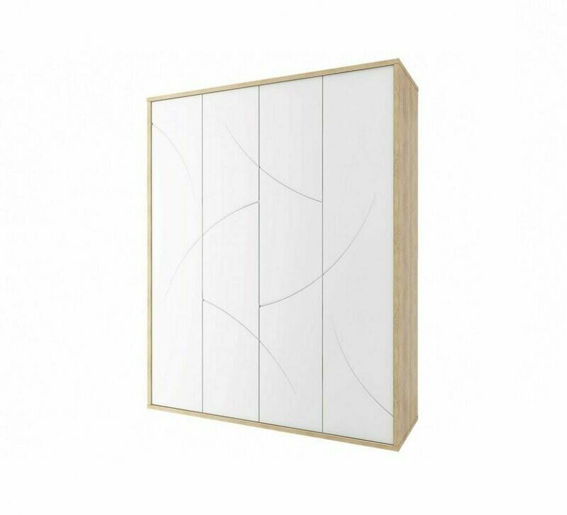 Шкаф 4х-дверный СТЛ.264.07