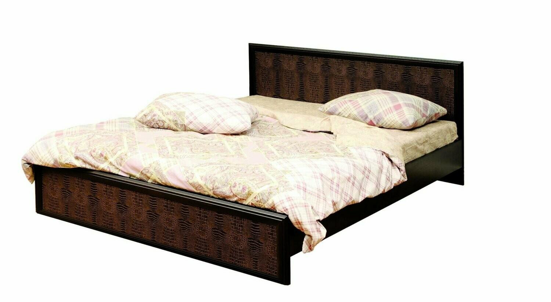 Кровать двойная с ортопедическим основанием 06.260