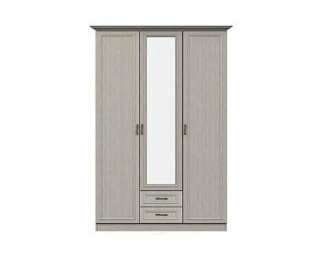 Шкаф 3-х дверный с зеркалом 7.19