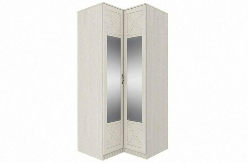 Шкаф угловой с зеркалом СТЛ.223.10
