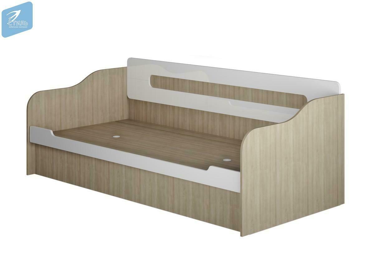 Кровать-диван с подъёмным механизмом 0,9 м