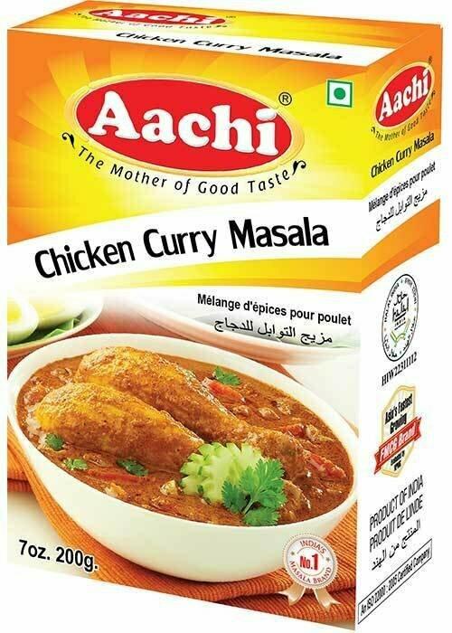 Chicken Curry Masala (100g)