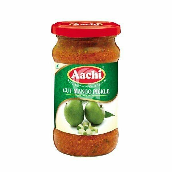 Cut Mango Pickle (300g)
