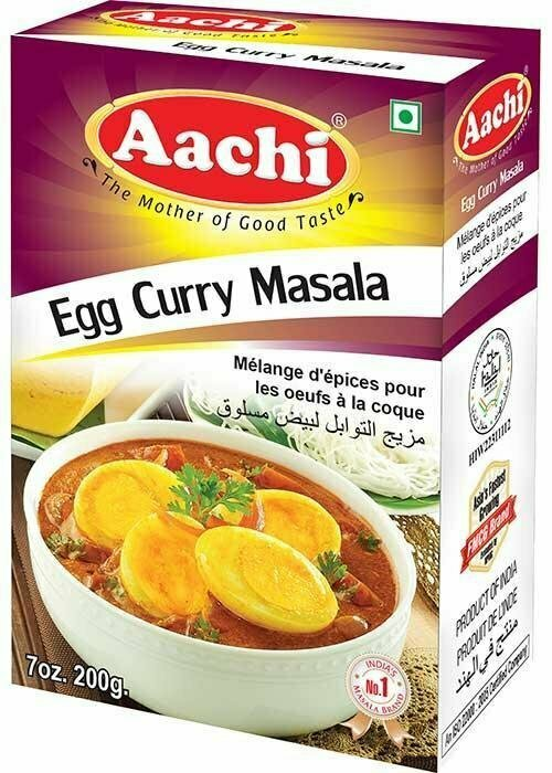 Egg Curry Masala (Bis Riha) 100g