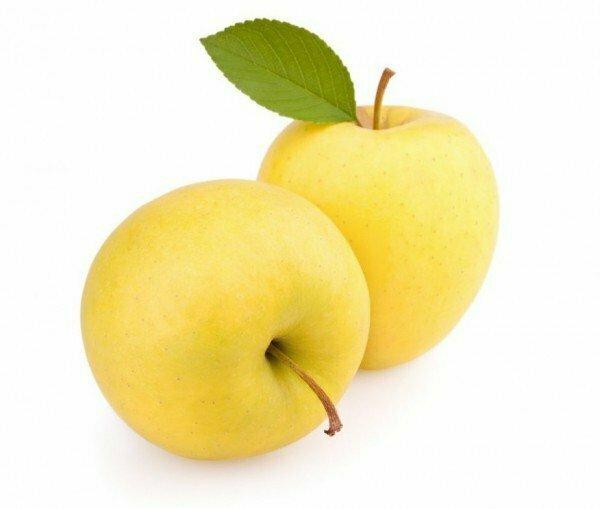 Golden Apple (2Pcs)