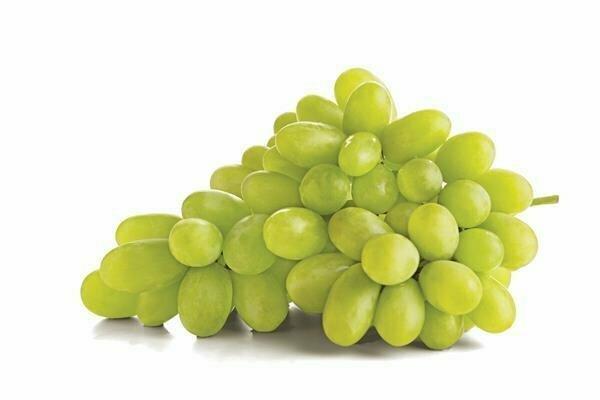 Green Seedless Grapes (500g)