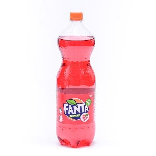 Fanta Strawberry 1.25L