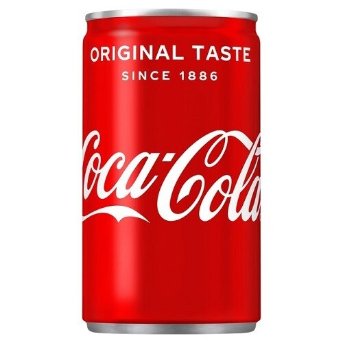 Coca Cola CAN 150ML