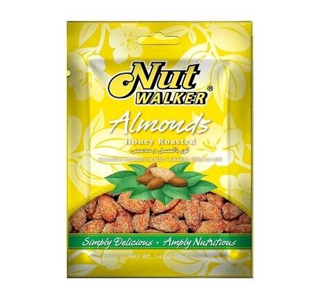 Nut Walker Almonds