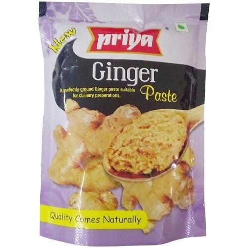Priya Ginger Paste 100g