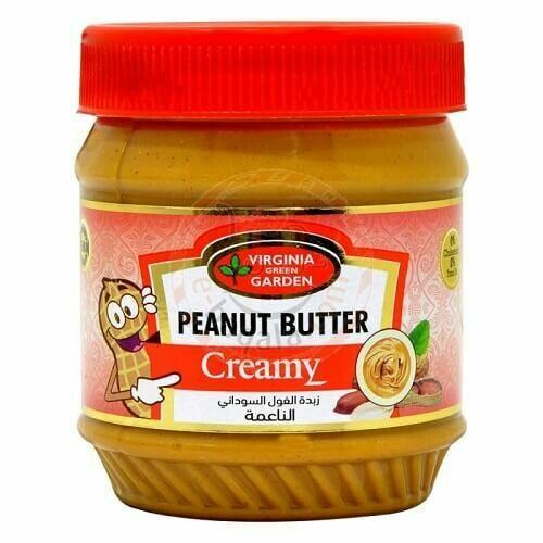 Virginia Green Garden Peanut Butter 340g