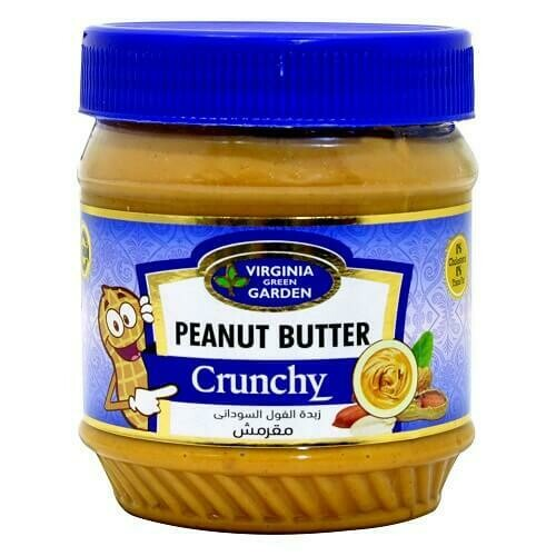 Virginia Green Garden Peanut Butter Crunchy 340g