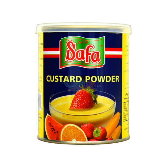 Safa Custard Powder 454g