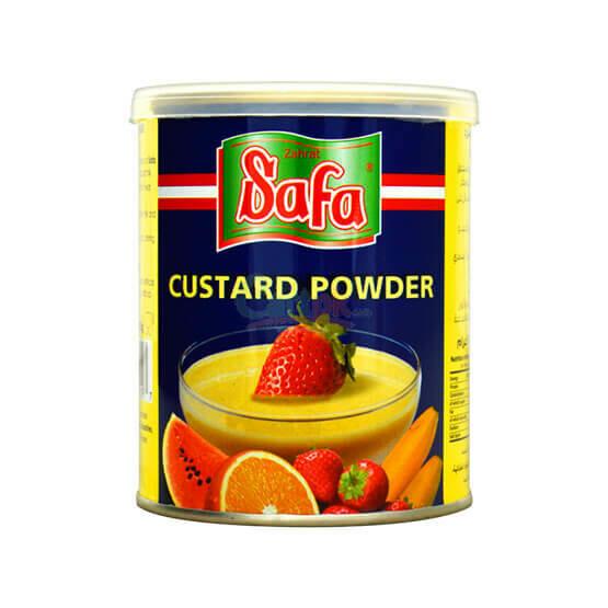 Safa Custard Powder 454g