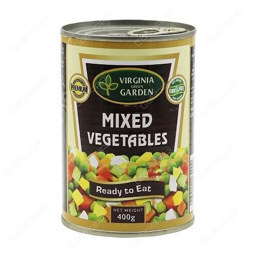 Green Garden Mix Vegetables 400g