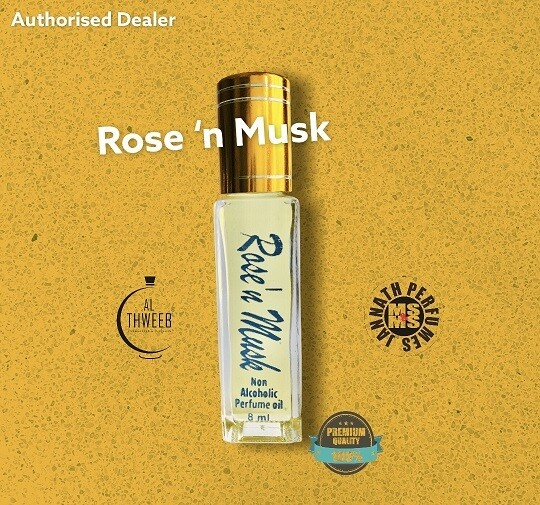 Rose'n Musk