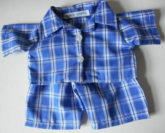 NEW pyjamas for 21 to 25cm bear