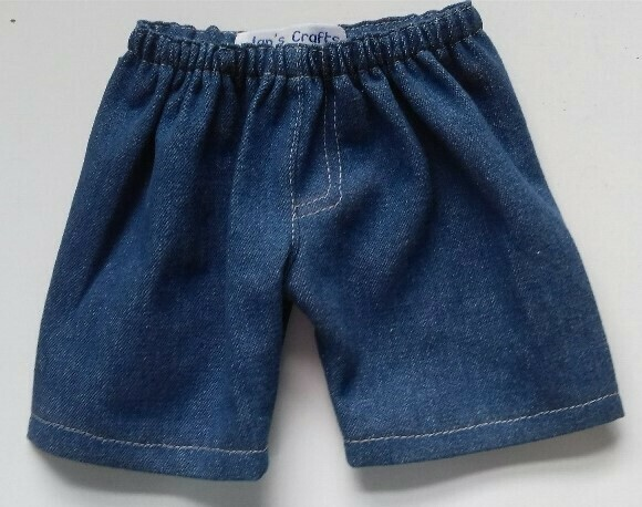 NEW: Jeans for 21-25cms bear
