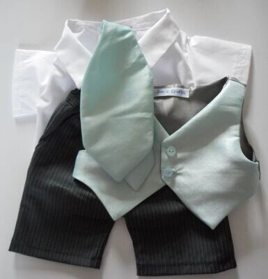 Outfit: Groom outfit-4 pieces
