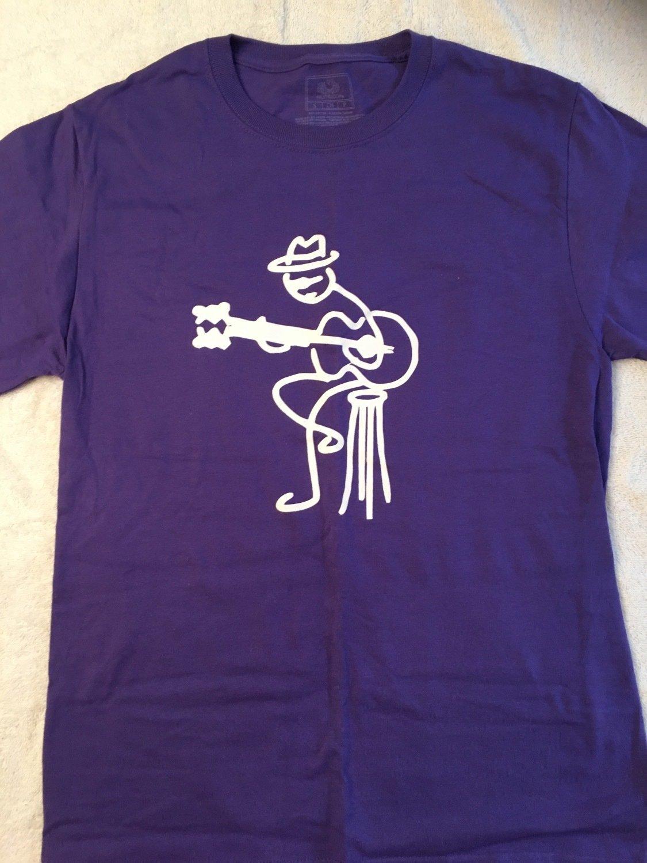 Blues Society Unisex Short Sleeve T-Shirt