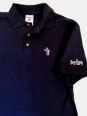 Blues Society Polo Shirt