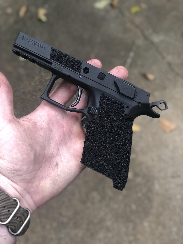 CZ Polymer Framed Guns