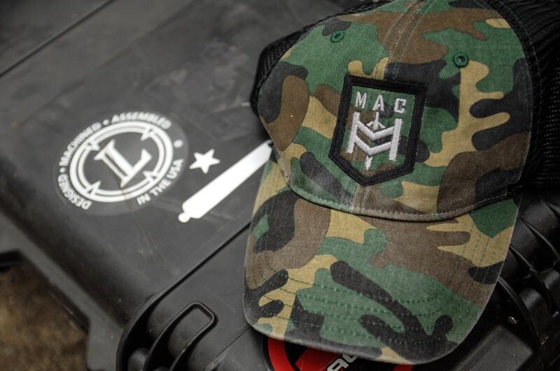 MAC DEF Shield Cap