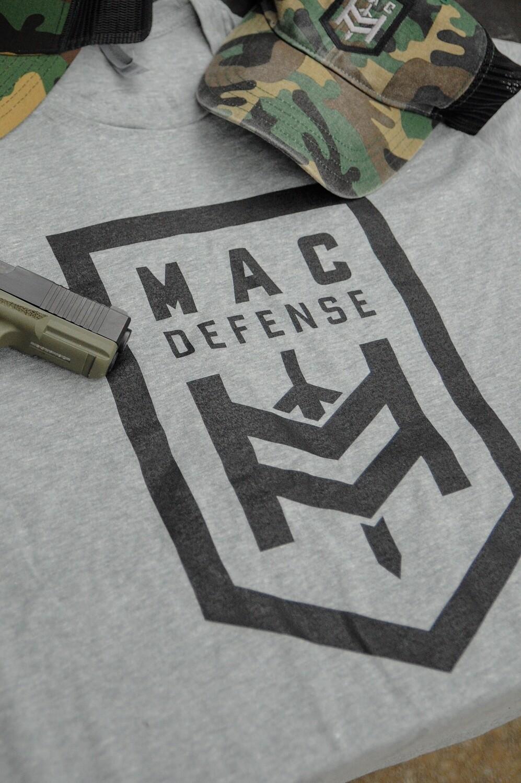 MAC DEF Shield Tee