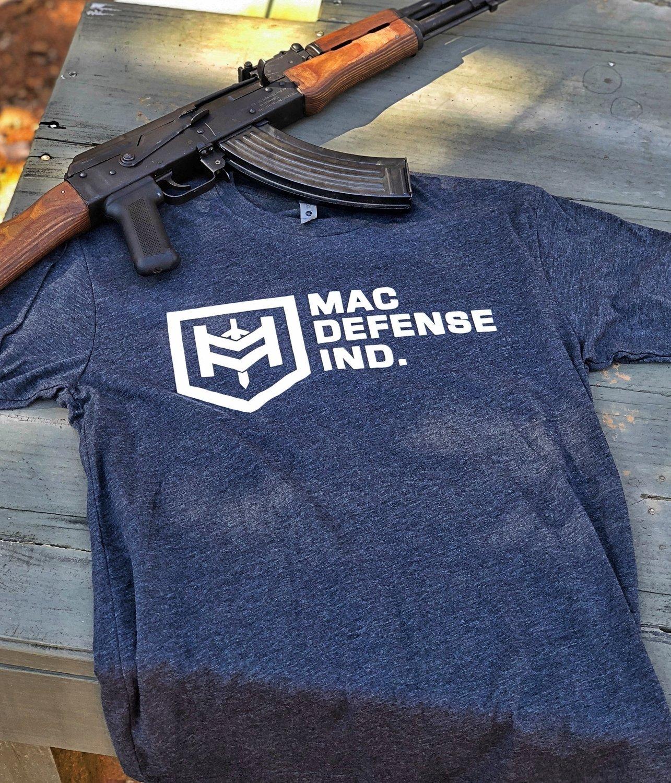 MAC DEF Logo Tee