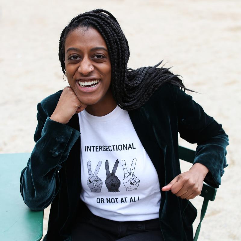 Intersectional Women's T-Shirt