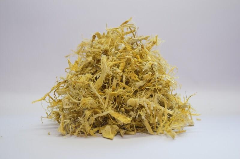 Chopped Hemp Roots - dry cannabis root chips - Hanfwurzeln - Hanfwurzel - radice di canapa - racine de chanvre