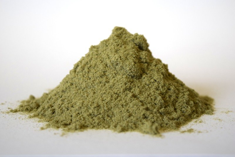 12% Hemp Kief Pollen Trichomes - Dry sift hanf kief - CBD Shish Kief - Herbal flower dust