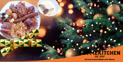 Christmas Day Menu 2021 (Delivery)